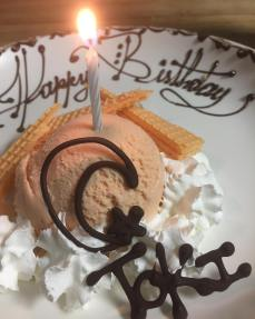 Celebrate your birthday with us!