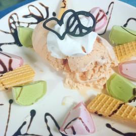 Mochi ice cream!